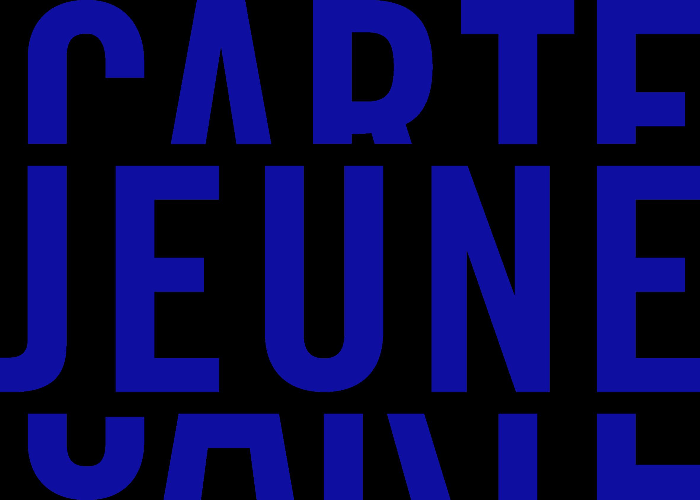 Logo Carte Jeune Bordeaux